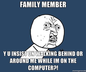 family, funny, and lol image
