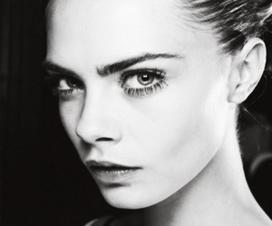 cara delevingne, model, and makeup image