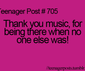 quote, music, and teenager posts image