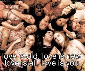 Across the Universe and love image