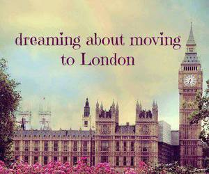 london, Dream, and dreaming image