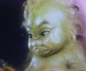 baby, film, and grinch image