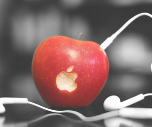 apple, cool, and creativity image