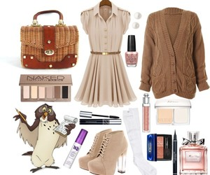 date, disney, and outfit image