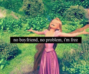 free, boyfriend, and problem image