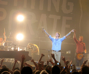 andrew mcmahon, concerts, and something corporate image