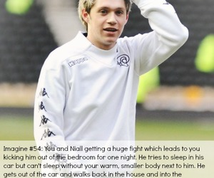 niall horan, one direction imagine, and one direction imagines image