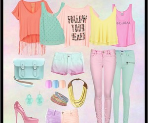 baby blue, pastel, and pretty image