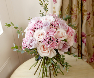 bouquet, elegant, and pink image