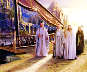 lord of the rings, LOTR, and galadriel image