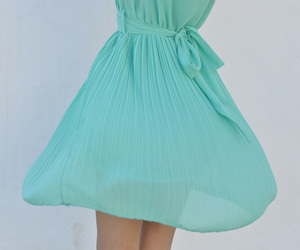 blogger, bow, and dress image