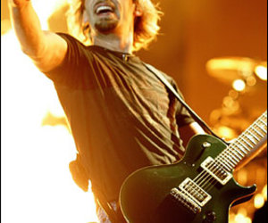 nickelback and chad kroeger image