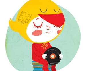 vinyl and cute image