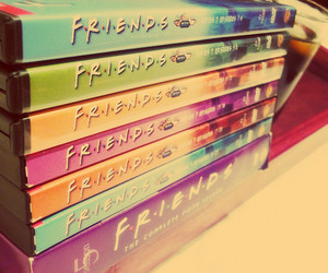 friends, f.r.i.e.n.d.s, and series image