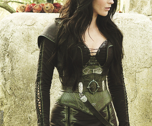 warrior, fantasy, and legend of the seeker image