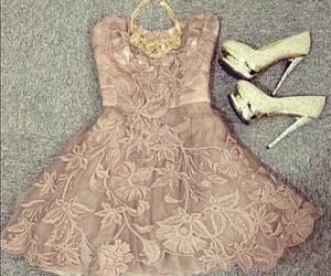 dress, cute, and fashion image