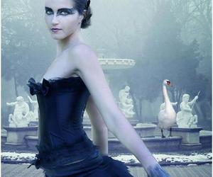 ballet, corset, and black image