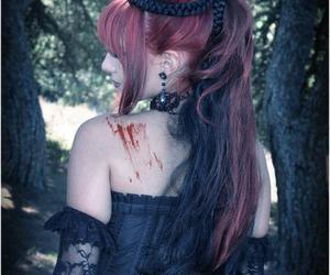 blood, dark, and diva image