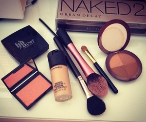 make up, well, and love image