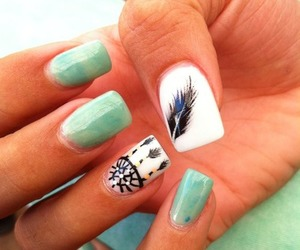 nails, Dream, and love image