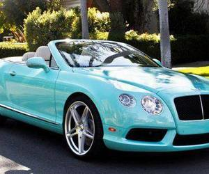 car, luxury, and blue image