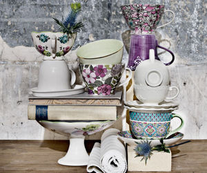 chic, cups, and design image
