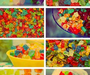 sweet, bear, and food image