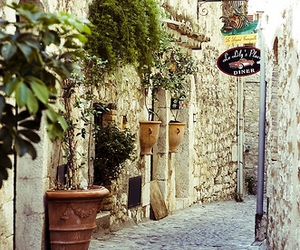 france, provence, and rue image