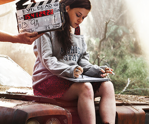 Evil Dead and jane levy image