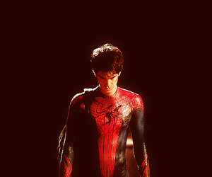 spider man and andrew garfield image