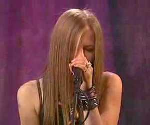 Avril Lavigne, complicated, and evan image
