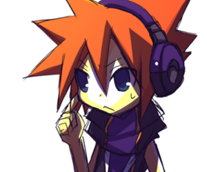 neku, the world ends with you, and twewy image