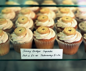 cupcake, cupcakes, and food image