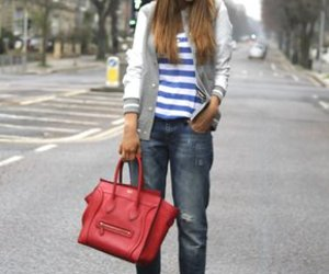 fashion, jeans, and love image