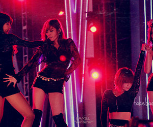 k-pop, miss a, and meng jia image