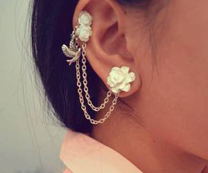 accessories, cool, and earing image