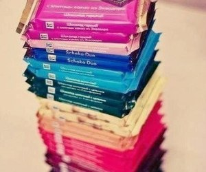 chocolate, food, and ritter sport image