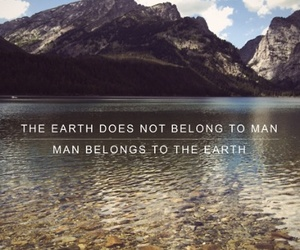 earth, quotes, and man image
