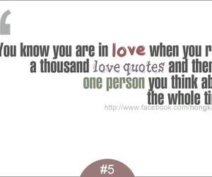love quotes, quote, and someone image