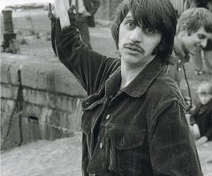 amazing, george harrison, and john lennon image