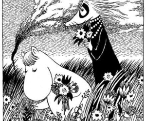 moomin and tove jansson image