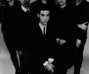 nick cave, nick cave and the bad seeds, and the bad seeds image