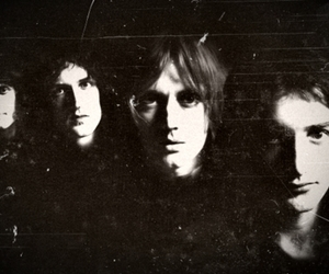 black & white, music, and roger taylor image