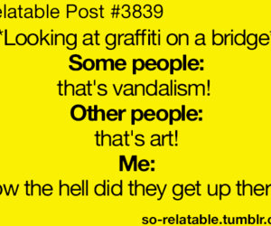 graffiti, funny, and me image