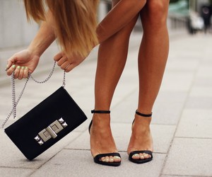 bag, beautiful, and blogger image