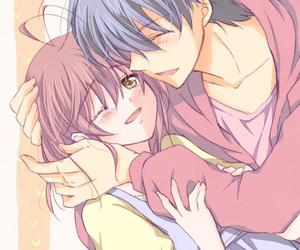 anime, clannad, and love image