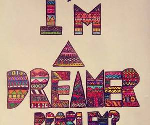 dreamer, Dream, and problem image