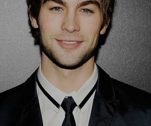 Chace Crawford, gossip girl, and blue eyes image