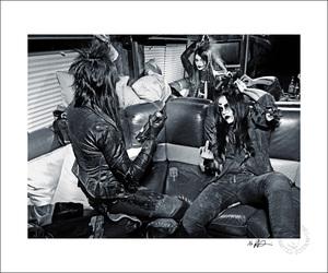 horror punk, joey jordison, and murderdolls image