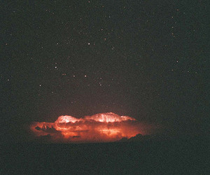 night, dark, and photography image